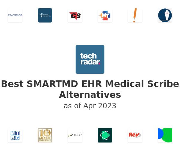 Best SMARTMD EHR Medical Scribe Alternatives