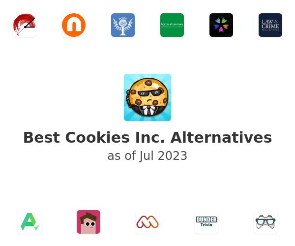 Best Cookies Inc. Alternatives