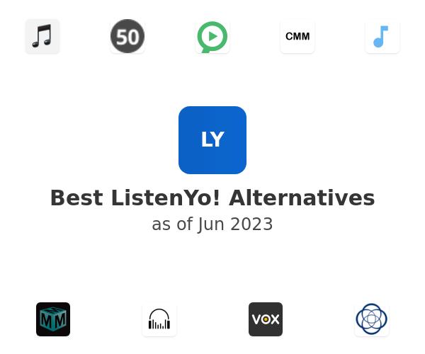 Best ListenYo! Alternatives