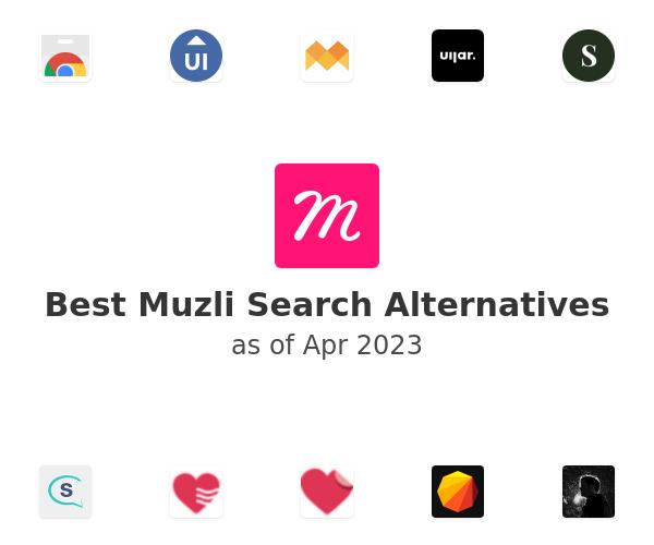 Best Muzli Search Alternatives