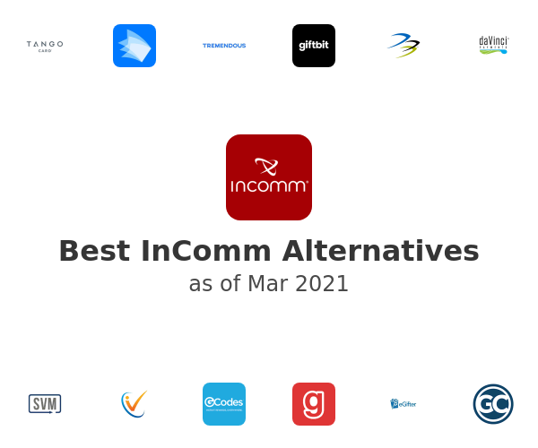 Best InComm Alternatives