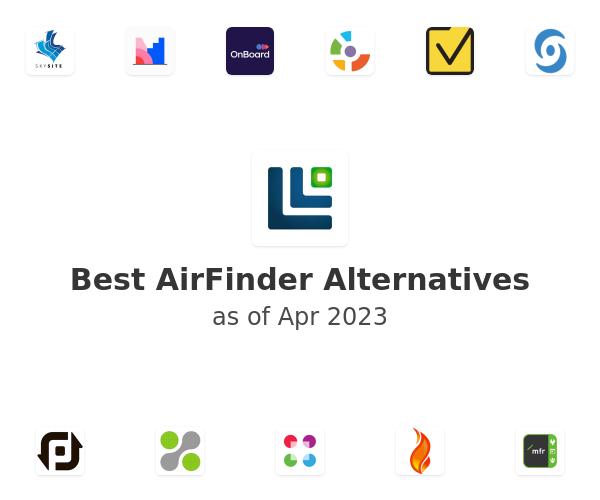 Best AirFinder Alternatives