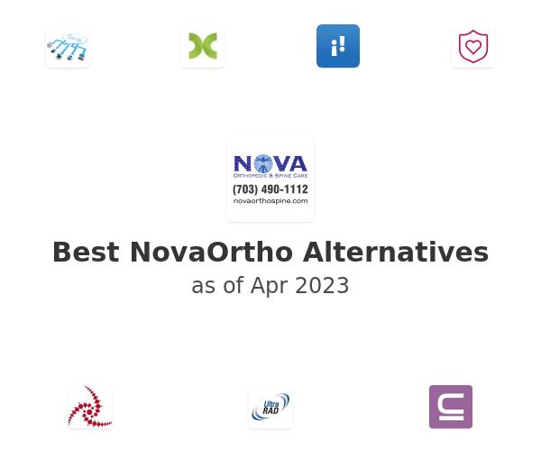 Best NovaOrtho Alternatives