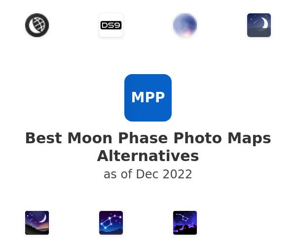 Best Moon Phase Photo Maps Alternatives