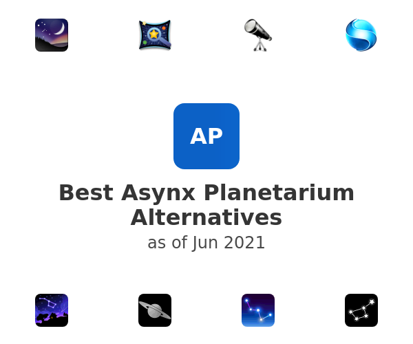 Best Asynx Planetarium Alternatives