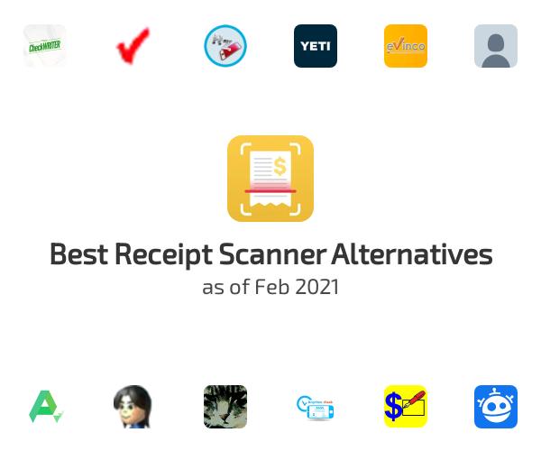 Best Receipt Scanner Alternatives