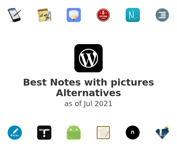 Best Notes with pictures Alternatives