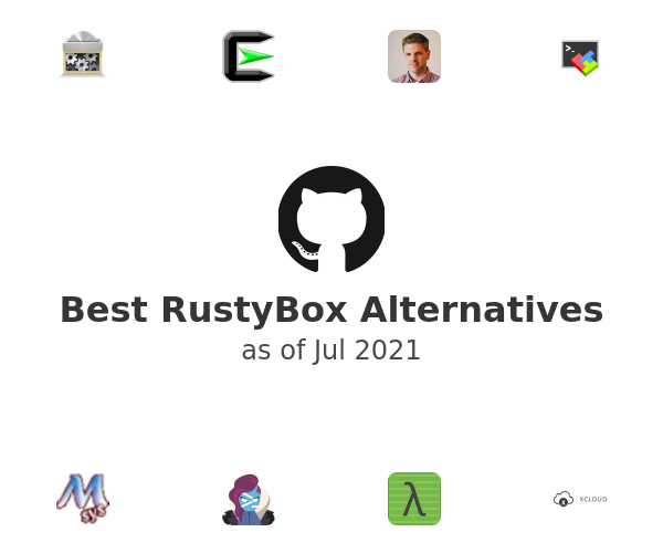 Best RustyBox Alternatives