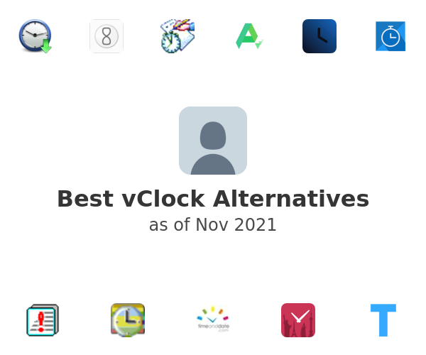 Best vClock Alternatives