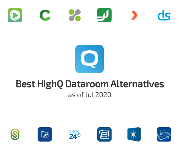 Best HighQ Dataroom Alternatives