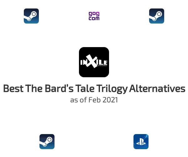 Best The Bard's Tale Trilogy Alternatives