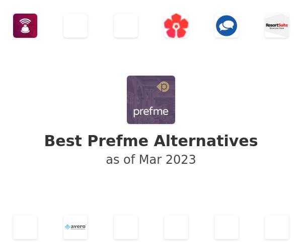 Best Prefme Alternatives