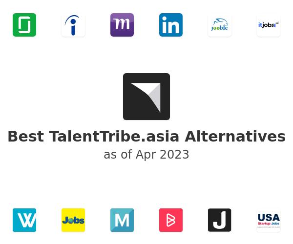 Best TalentTribe.asia Alternatives