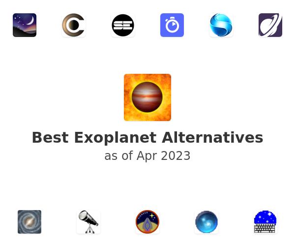 Best Exoplanet Alternatives