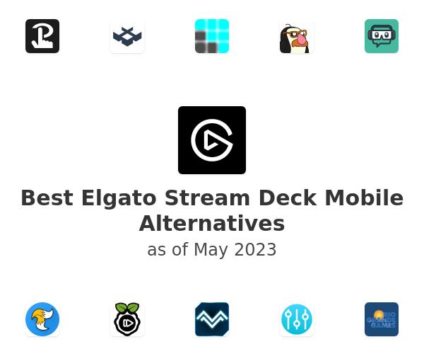 Best Elgato Stream Deck Mobile Alternatives
