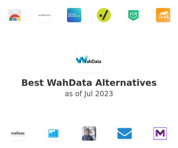 Best WahData Alternatives