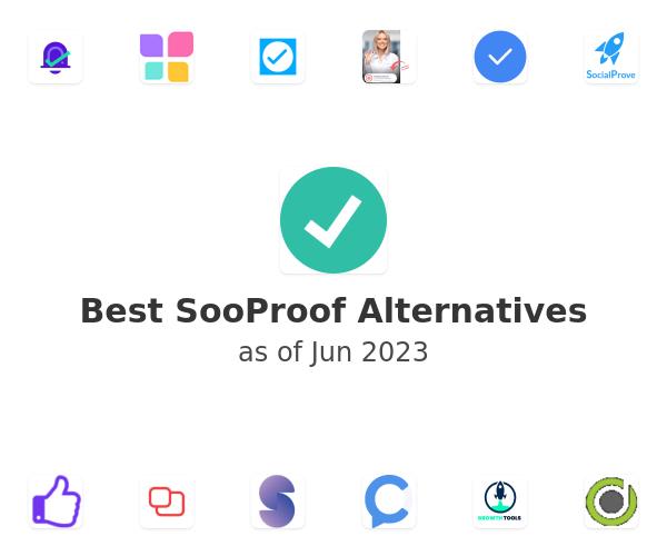 Best SooProof Alternatives