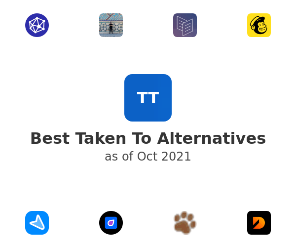 Best Taken To Alternatives