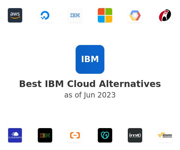 Best IBM Cloud Alternatives