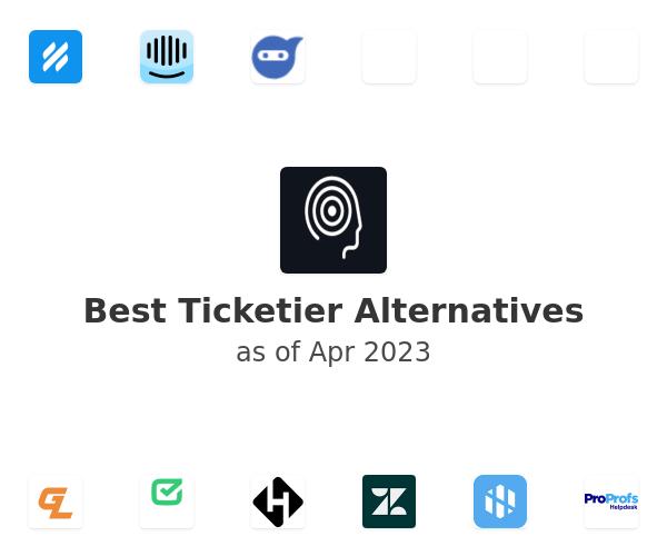 Best Ticketier Alternatives