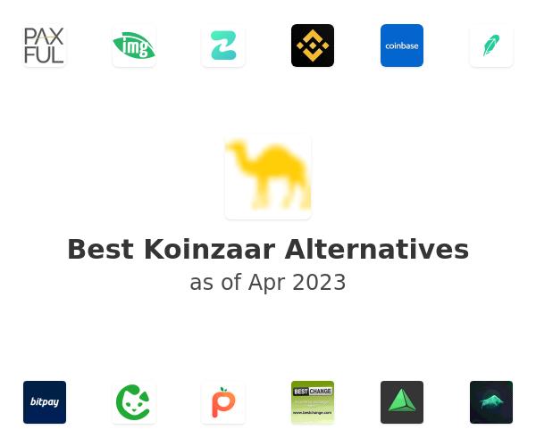 Best Koinzaar Alternatives