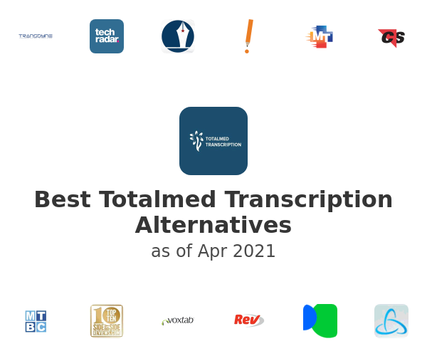 Best Totalmed Transcription Alternatives