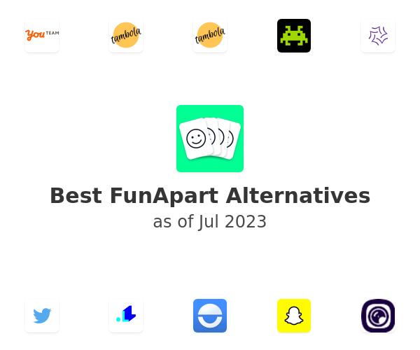 Best FunApart Alternatives
