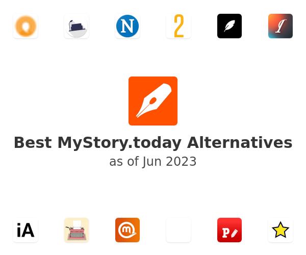 Best MyStory.today Alternatives