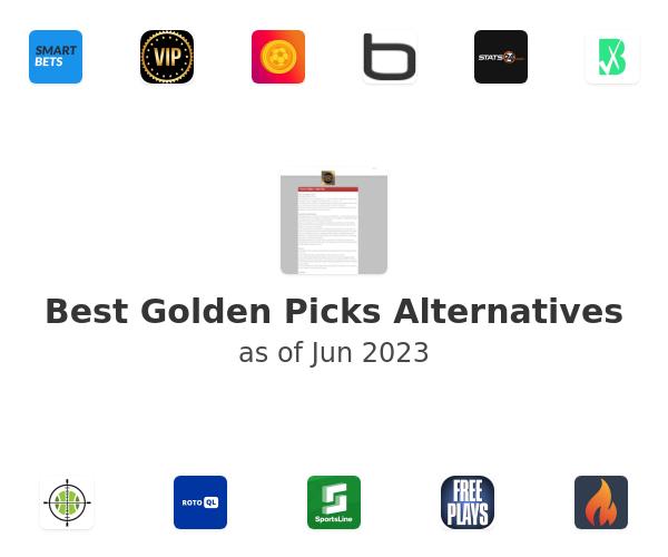Best Golden Picks Alternatives