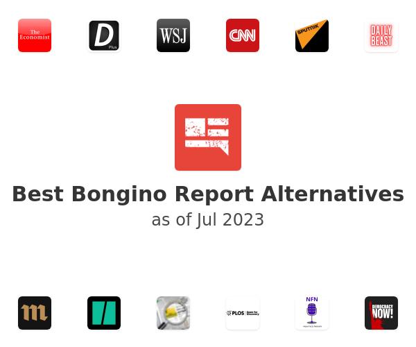 Best Bongino Report Alternatives