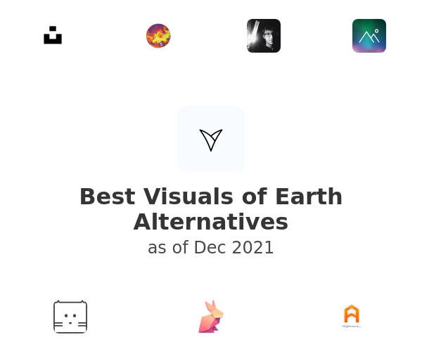 Best Visuals of Earth Alternatives