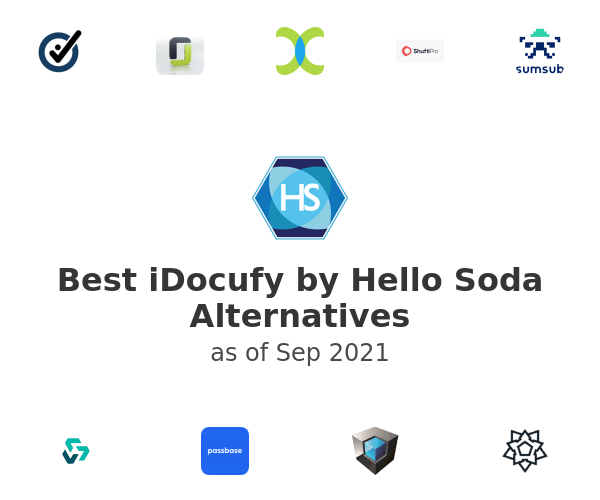 Best iDocufy by Hello Soda Alternatives
