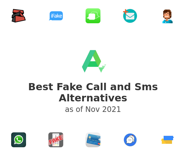 Best Fake Call and Sms Alternatives