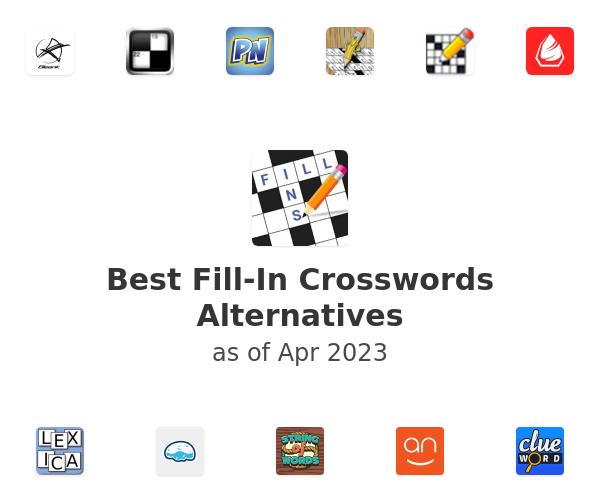Best Fill-In Crosswords Alternatives