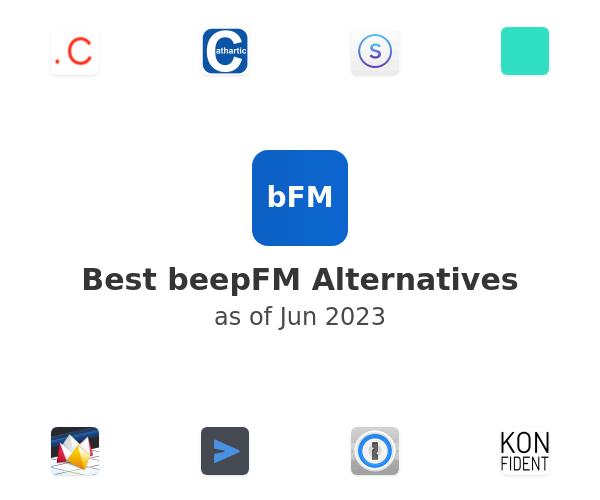 Best beepFM Alternatives