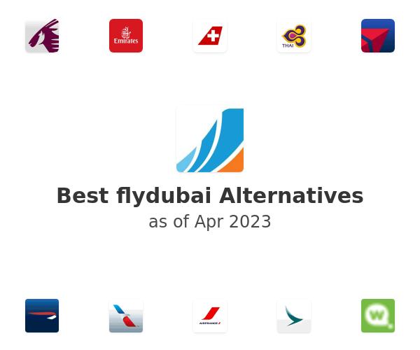 Best flydubai Alternatives