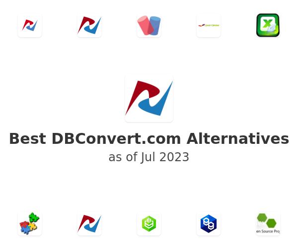 Best DBConvert.com Alternatives