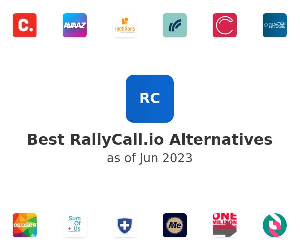 Best RallyCall.io Alternatives