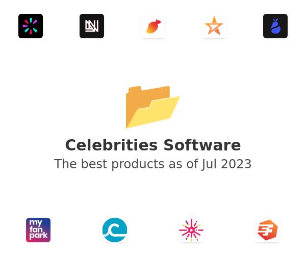 Celebrities Software