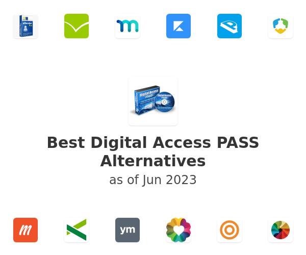 Best Digital Access PASS Alternatives