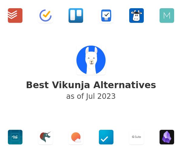 Best Vikunja Alternatives