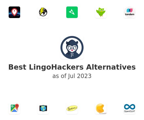 Best LingoHackers Alternatives