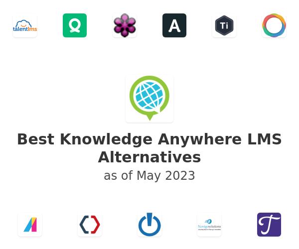 Best Knowledge Anywhere LMS Alternatives