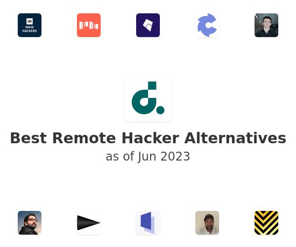 Best Remote Hacker Alternatives