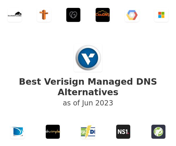 Best Verisign Managed DNS Alternatives