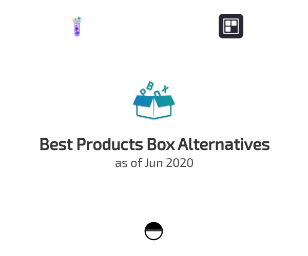 Best Products Box Alternatives