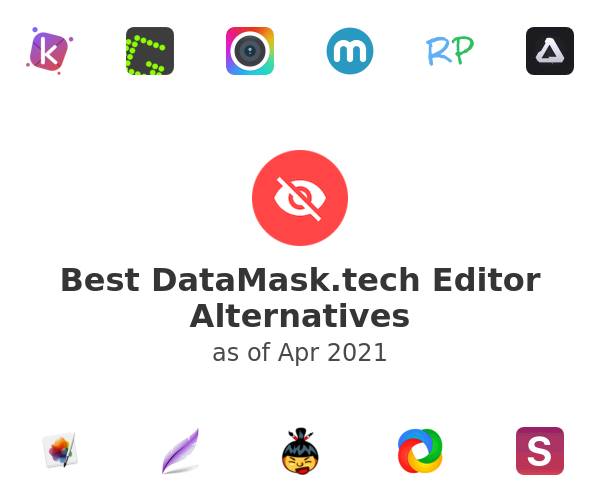 Best DataMask.tech Editor Alternatives