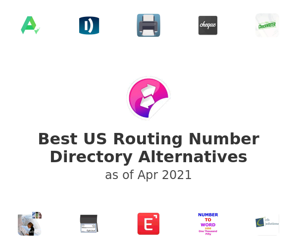 Best US Routing Number Directory Alternatives