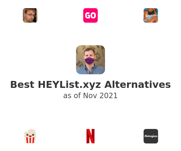 Best HEYList.xyz Alternatives