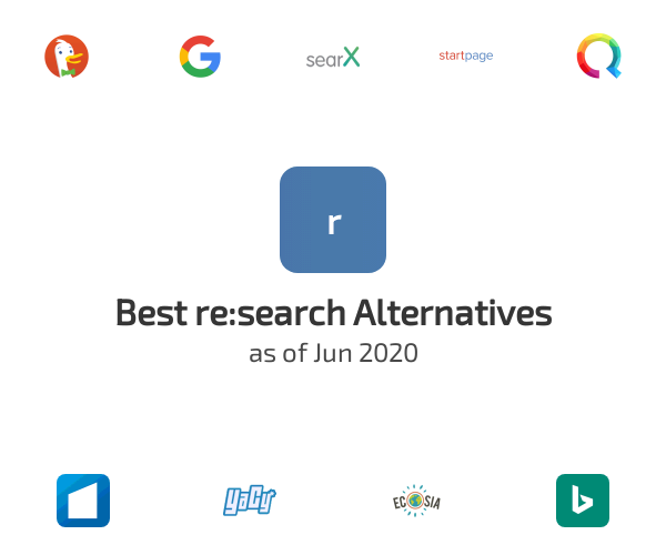 Best re:search Alternatives